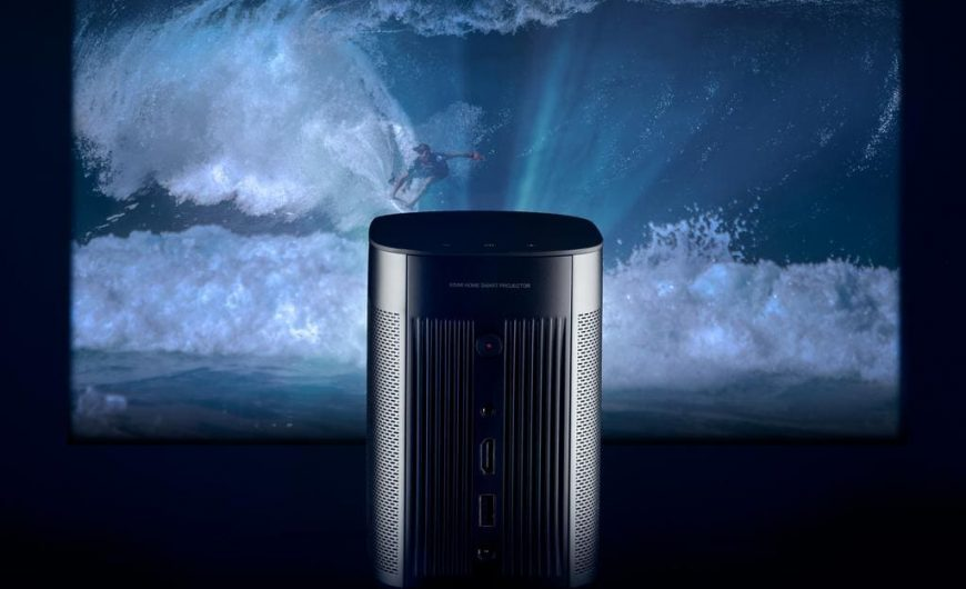 The Australian – XGIMI MoGo Pro+ is like a smart speaker on steroids