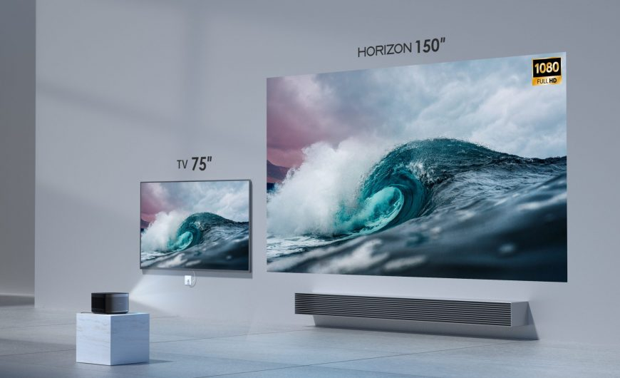 XGIMI puts simple home cinema experience on the horizon